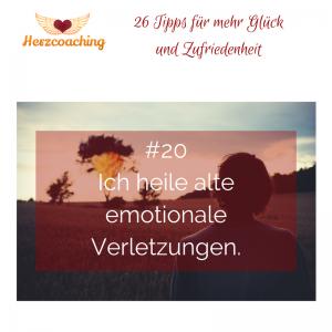 Glück und Zufriedenheit - Tipp