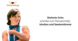 Intuition und Seelenstimme