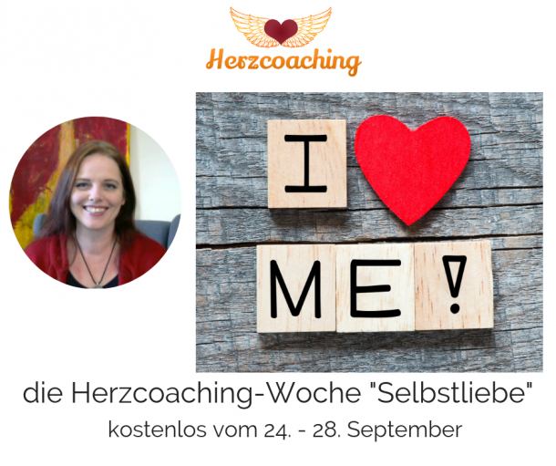 Selbstliebe Herzcoaching