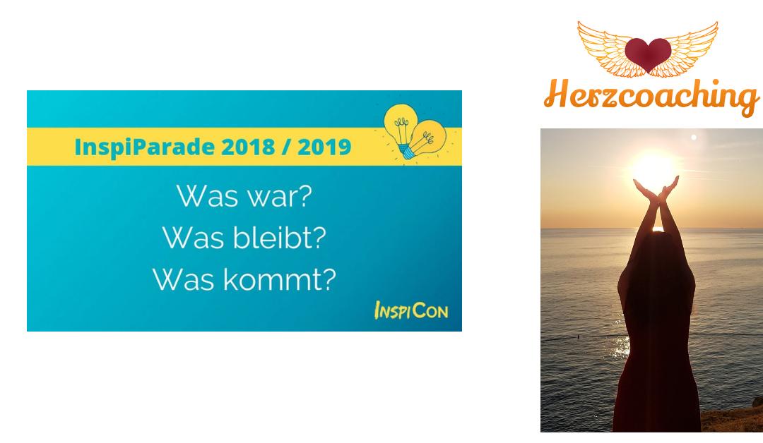 Byebye und Danke 2018, 2019 – I'm ready!