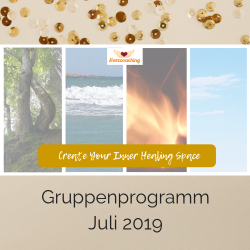 Create Your Inner Healing Space 2019