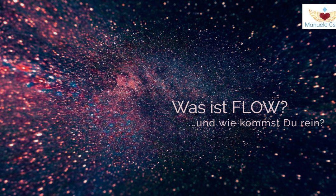 Was ist Flow? wie kommst Du in Flow?